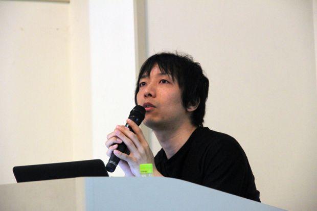 Webデザイナー西田幸司さん