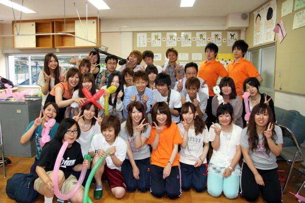 学生さん27名と経営情報学科小山先生