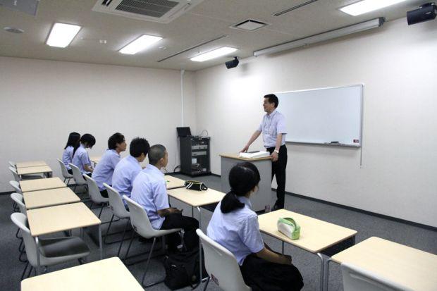 模擬授業体験