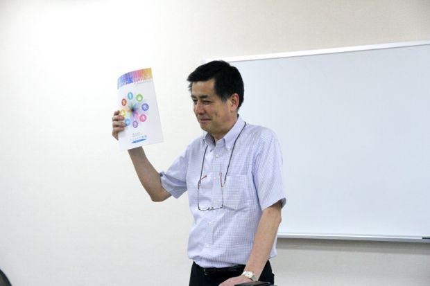 ヘルスピア倉敷総支配人 中原宏志氏