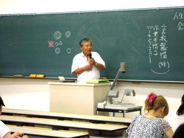 倉敷制帽株式会社 代表取締役 岡 荘一郎さん