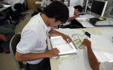 玉野高等学校の来校についてVol.1