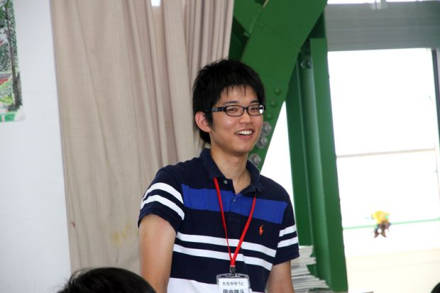 田中雄斗さん