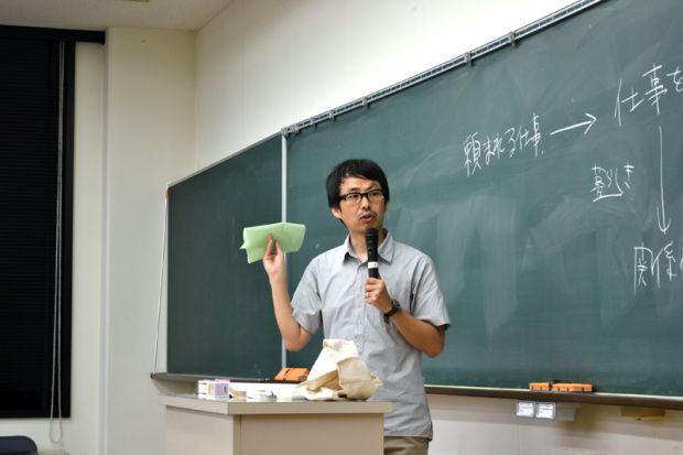 プロダクトデザイナー湯浅亮氏