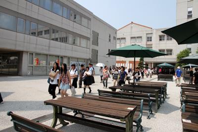 平成24年7月28日(土)29日(日)開催のオープンキャンパスについて