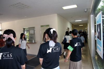 オープンキャンパス生命動物科学科