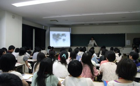 高知県高等学校美術・工芸教育研究会の来校について