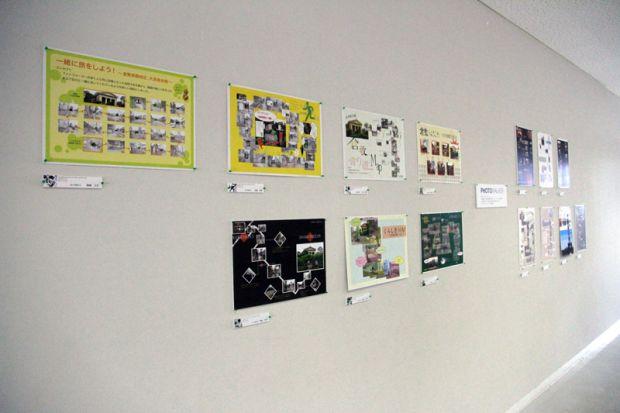 デザインプレゼンテーション演習にて制作された課題作品