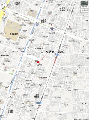 水島港まつりマップ