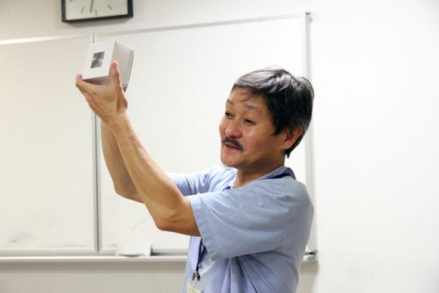 幡山正人先生