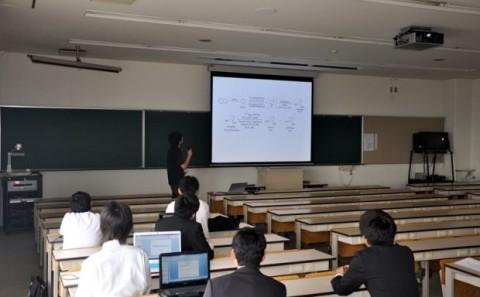 機能物質化学専攻平成24年度第1回中間報告会の開催について