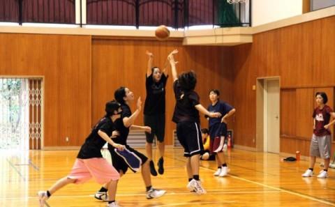 2012女子バスケットボール部についてvol.2