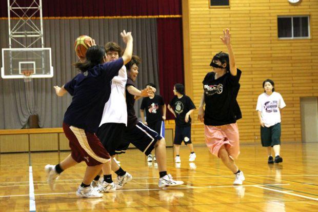赤木優美さん練習