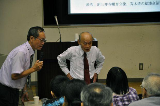 学生さんの質問に回答下さっている辻先生