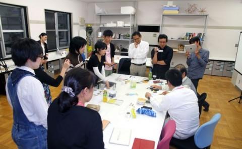 産学連携プロジェクト「iPad project 2012」 vol.1