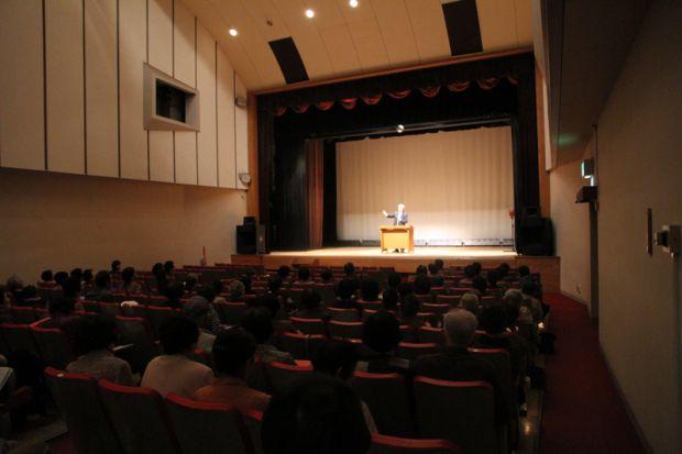倉敷市水島公民館大ホール
