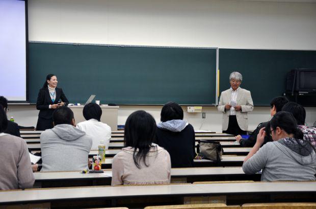 公開講座「創造する脳のための栄養学」