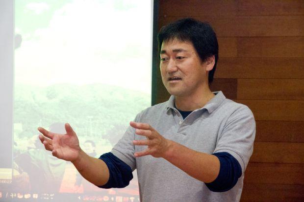 枝松千尋先生