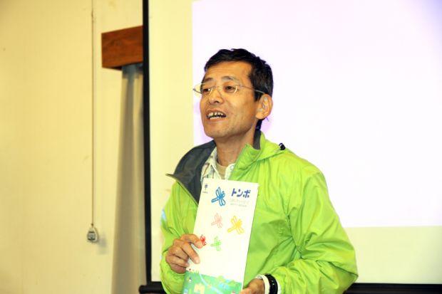 株式会社トンボ開発本部環境事業企画室専門副部長小桐 登さん