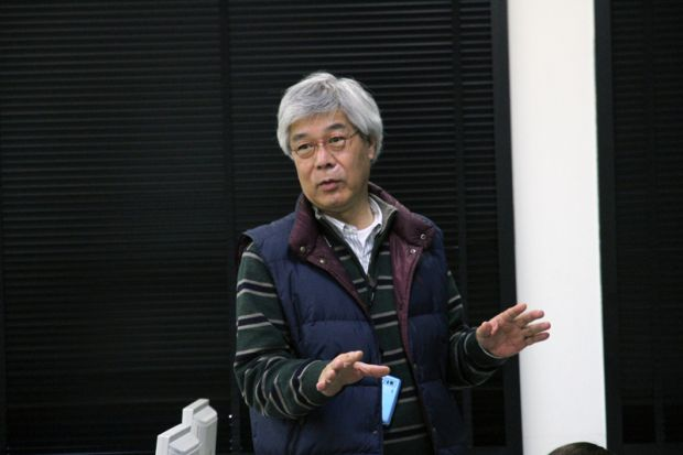 濱家輝雄先生