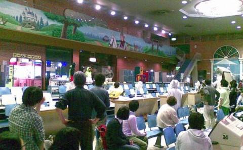生命科学科ボーリング大会が開催されました。
