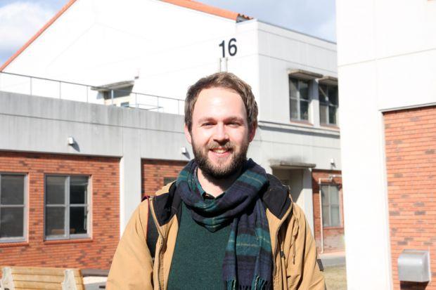 クリストファー・ミュラー(Christopher Muller)氏