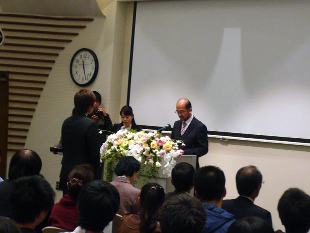 加計杯日本語弁論大会