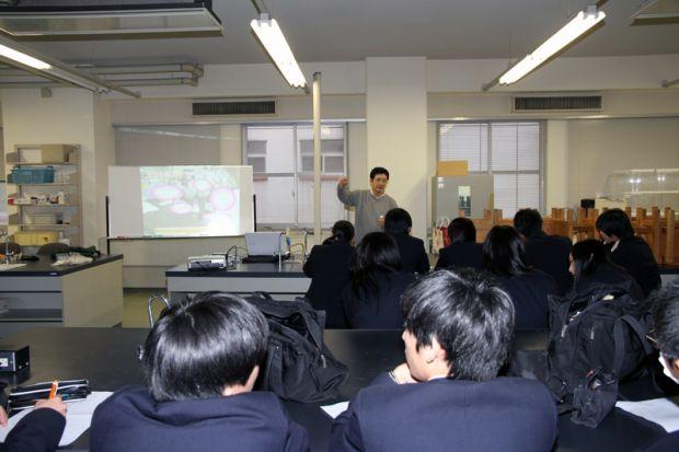 岡山理科大学附属高等学校普通コース1年生の皆様