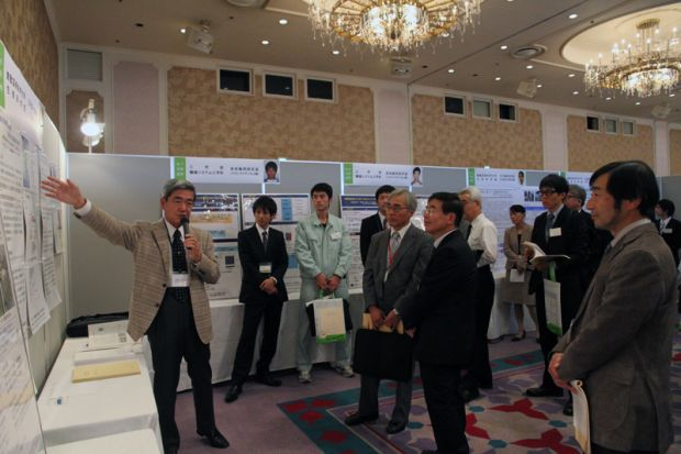 三戸惠一郎先生の発表