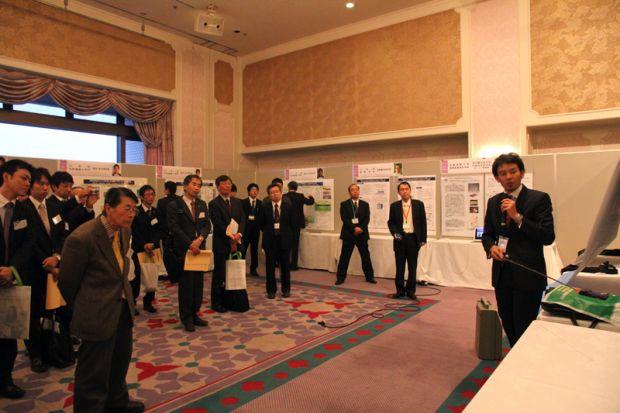 飯田智行先生の発表