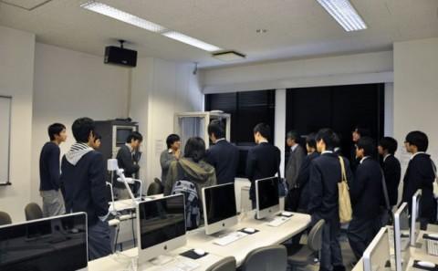 吉備高原学園高等学校の学内実習について 2012年vol.1
