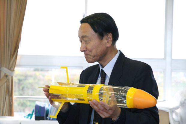 健康科学科教授 妹尾 護 先生