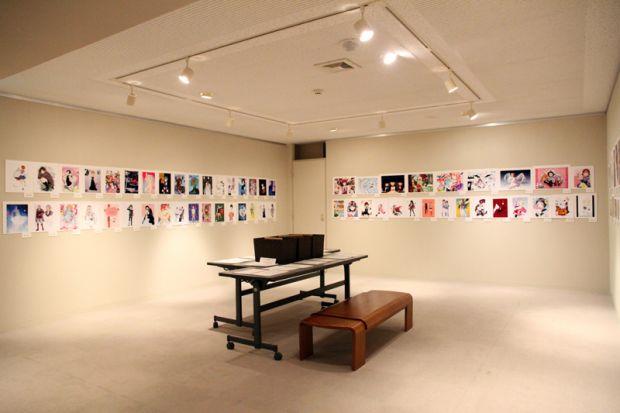 「大アニメ展〜観る・触る・作る・描く〜」展示作品