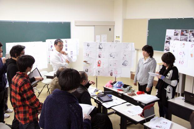 「iPad project2012」 中間検討会