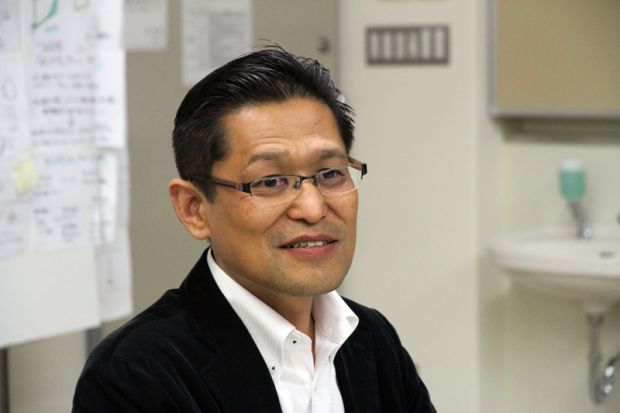 柳田宏治先生