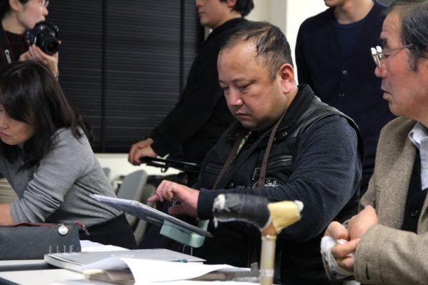 藤原健志氏