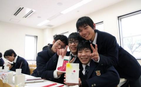 吉備高原学園高等学校の学内実習について 2012年vol.2