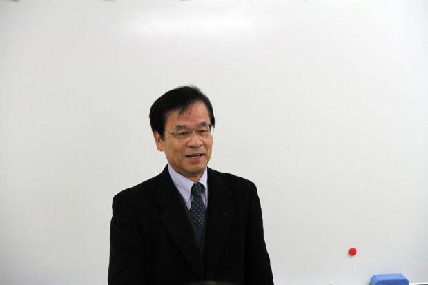 藤原副学長