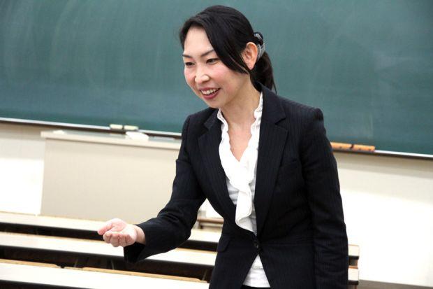キャリアカウンセラー楠本敦子氏