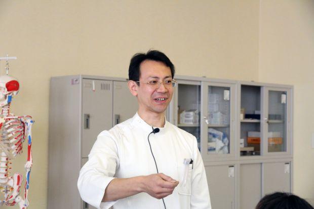 田村憲彦先生