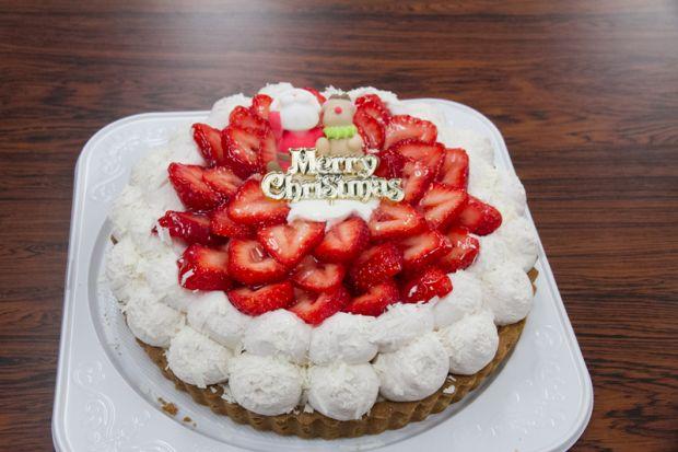 金星賞クリスマスケーキ