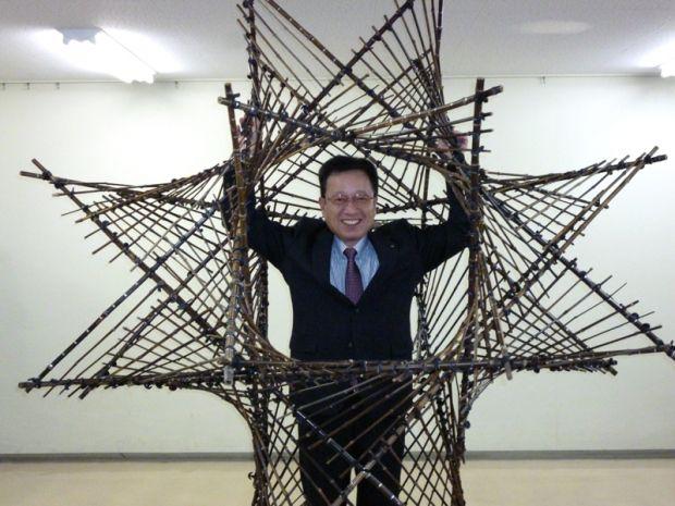 経営情報学科教授 小山悦司先生