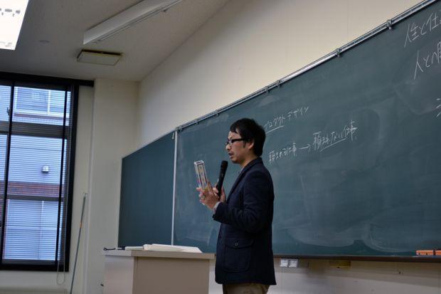 プロダクトデザイナー湯浅亮さん