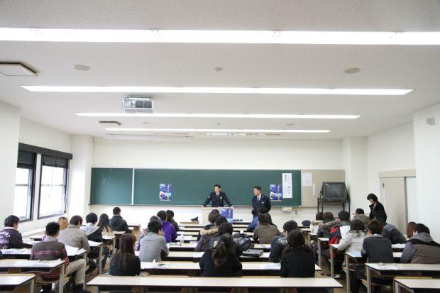 「110番の日」講習会