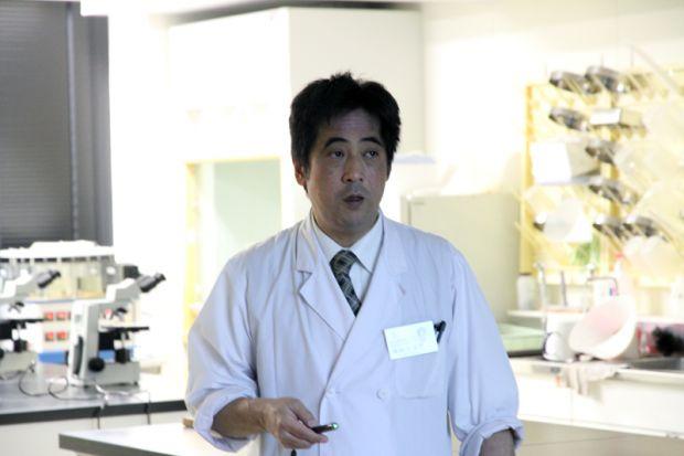 薬師寺宏匤先生
