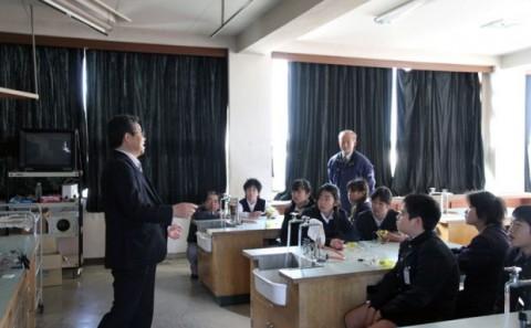 出張講義「面白い発電実験」について
