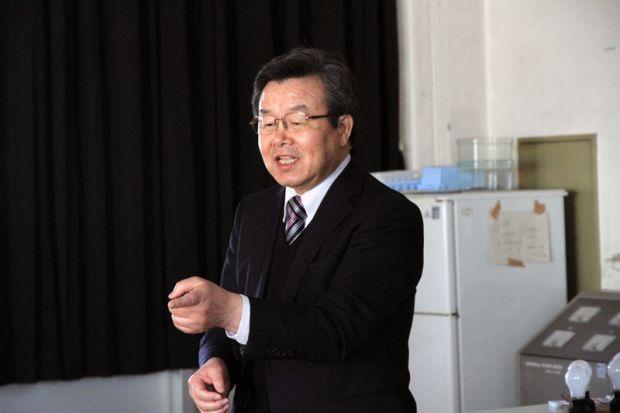 山本 健治 先生