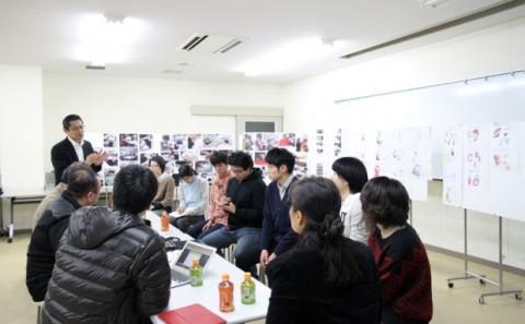 産学連携プロジェクト「iPad project 2012」 vol.3