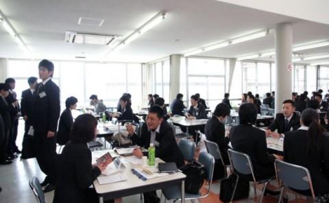 平成24年度学内就職懇談会の開催について