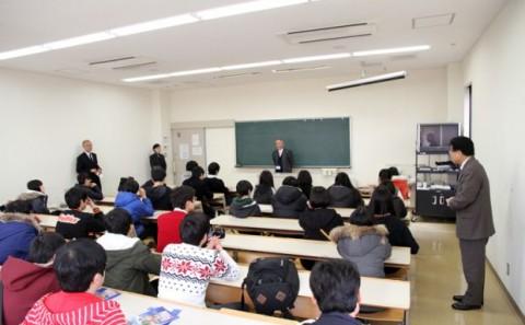 韓国 正明(チョンミョン)高校の来校について